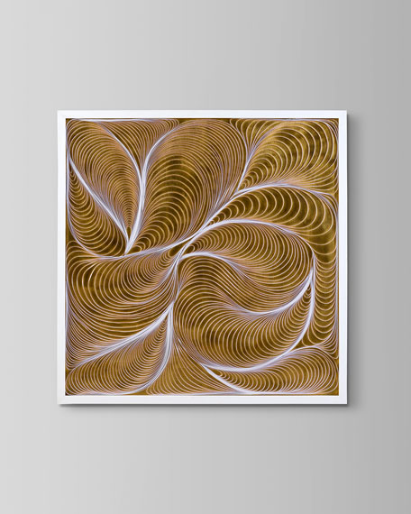 """John-Richard Collection """"Whipped"""" Wall Art by Mark McDowell"""