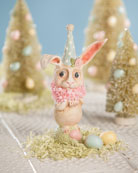 Bethany Lowe Little Party Bunny Figurine