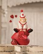 Bethany Lowe Yoo Hoo Valentine Clown