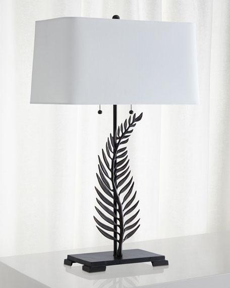 Arteriors Fern Lamp