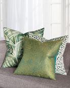 Eastern Accents Palawan Emerald Decorative Pillow
