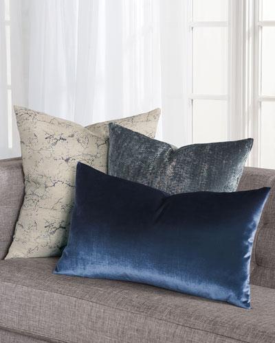 Velda Midnight Decorative Pillow