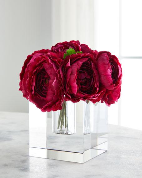 John-Richard Collection Plum Delight Floral Arrangement