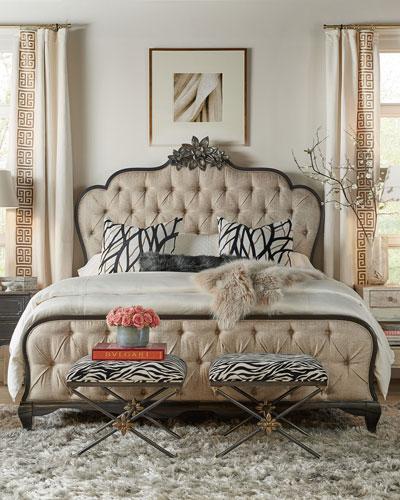 Collette King Bed