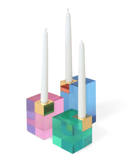 Jonathan Adler Monte Carlo Small Candle Holder