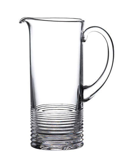 Waterford Crystal Circon Pitcher