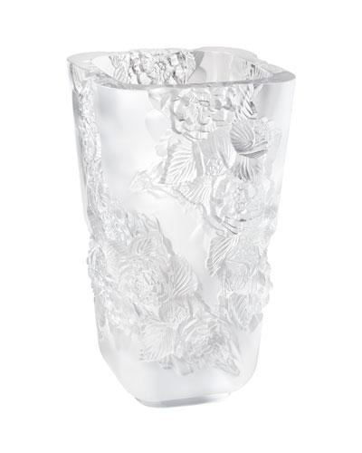 Pivoines Grand Vase