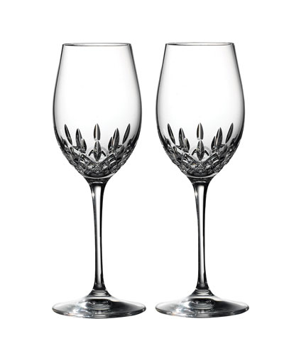 Lismore Essence Wine Glasses, Set of 2