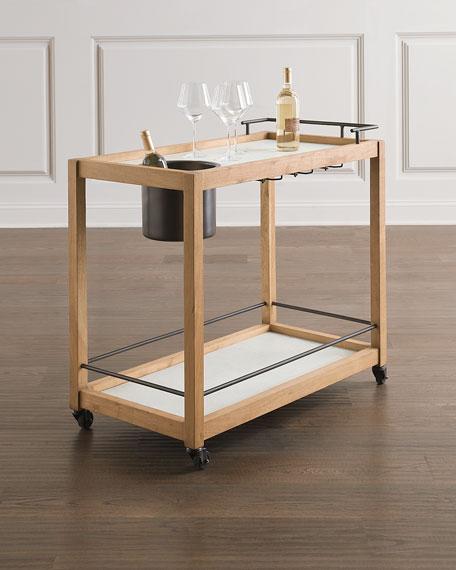 Eliza Bar Cart
