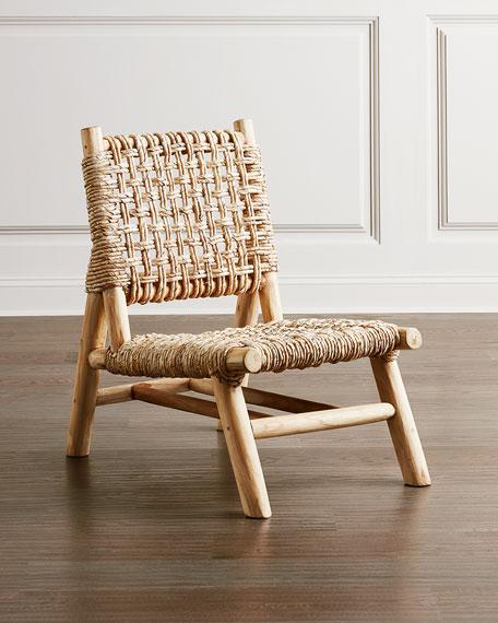 Livia Wicker Chair