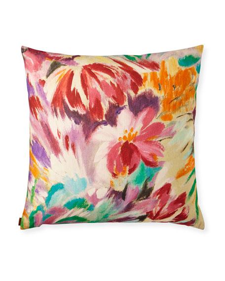 "Missoni Home Yokohama Decorative Pillow, 24"""