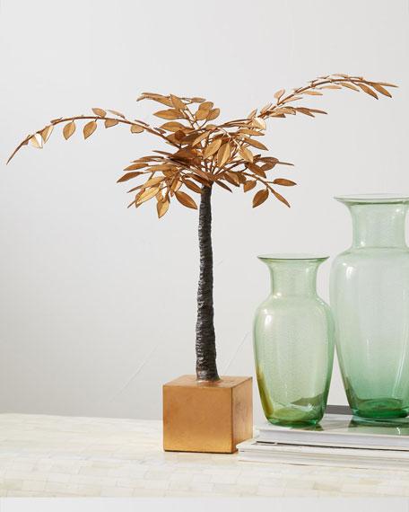 William D Scott Palm Sculpture