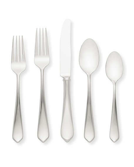 kate spade new york magnolia drive 5-piece flatware setting