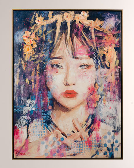 "RFA Fine Art ""Evolution"" Canvas Art by Nava Lundy"