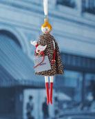 De Carlini NM Shopper Christmas Ornament