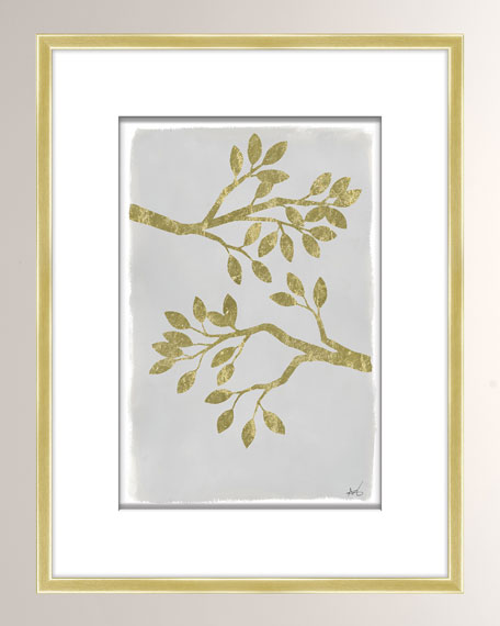 William D Scott Branch Art - 6