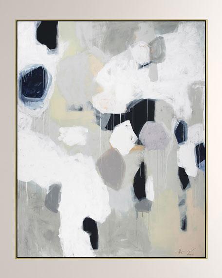 William D Scott Cashmere Art Canvas - 2