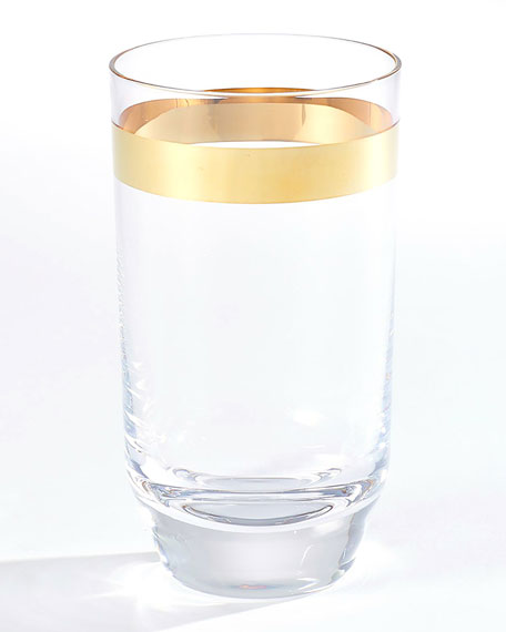 William D Scott Avenue Highball Tumblers, Set of 6