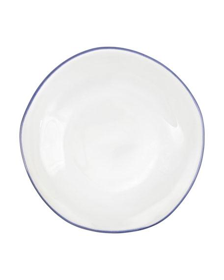 Vietri Aurora Edge Salad Plate