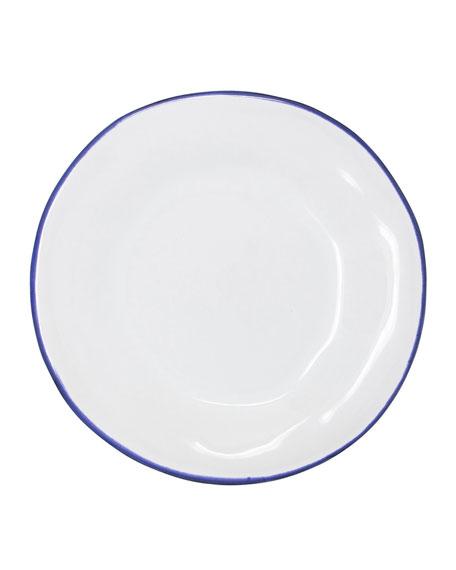 Vietri Aurora Edge Dinner Plate