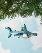 Exclusive Shark Christmas Ornament