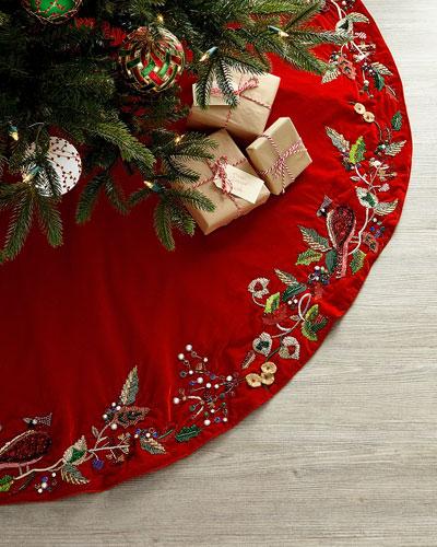 Handcrafted Christmas Decor Neiman Marcus