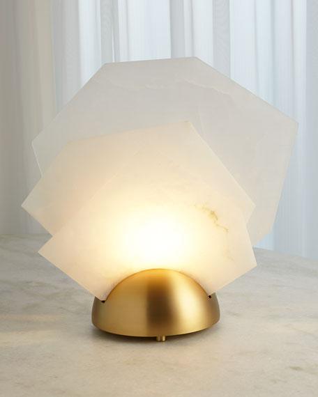 William D Scott Geo Lamp