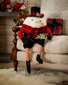 C & F Enterprises Abercombie Snowman