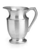 Empire Silver Pewter Beverage Pitcher