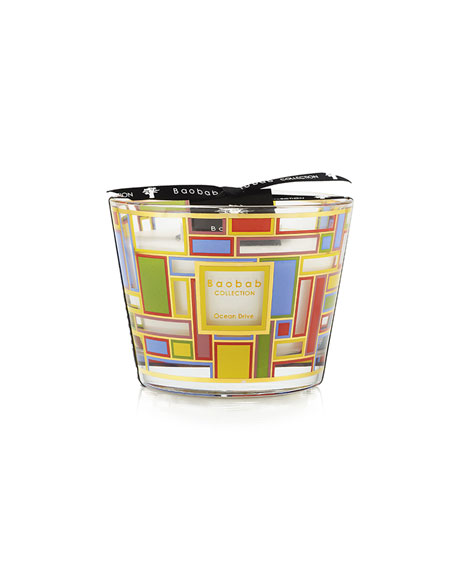 Baobab Collection Max 10 Cities Ocean Drive Candle