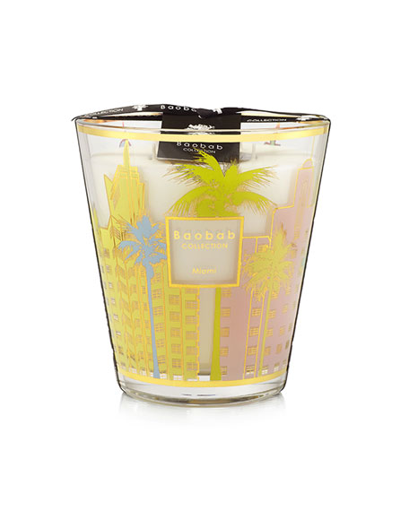 Baobab Collection Max 16 Cities Miami Candle
