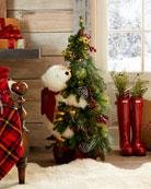 Ditz Designs By The Hen House Fireside Bear