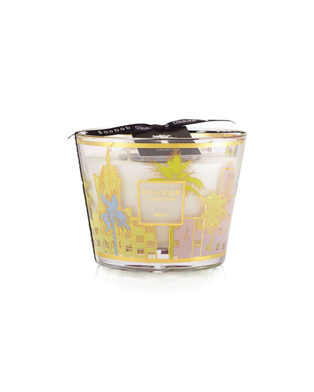 Baobab Collection Max 10 Cities Miami Candle