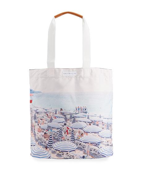 Gray Malin The French Riviera Tote Bag