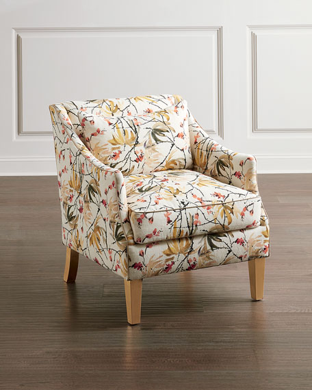 John-Richard Collection Mid-Sized Occasional Arm Chair