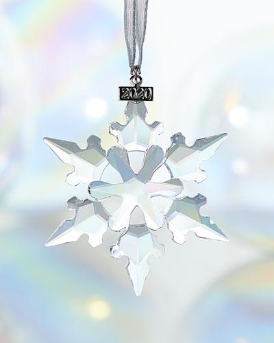 Swarovski Crystals Christmas Ornament | Neiman Marcus