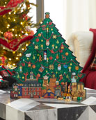 Byers' Choice Williamsburg Christmas Tree Advent Calendar