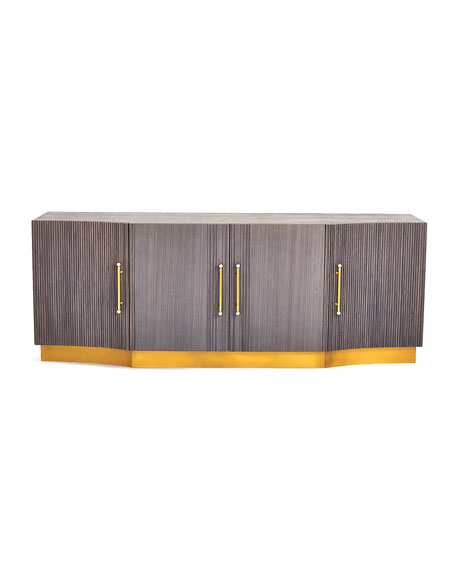 Global Views Mayfair Console Cabinet