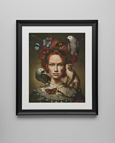 "Yana Movchan ""Naturel Jewelry"" Giclee Art"