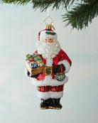 Christopher Radko Ready To Deck The Halls Christmas