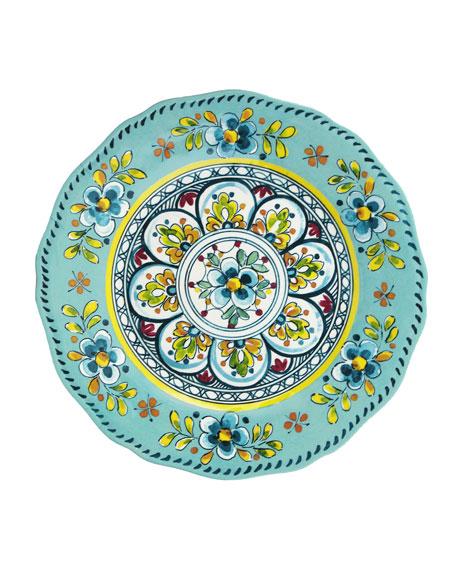 Le Cadeaux Melamine Salad Plate