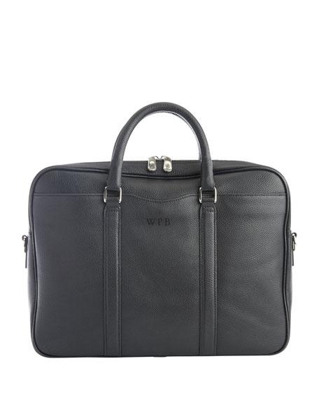 "ROYCE New York Executive 13"" Laptop Messenger Bag"