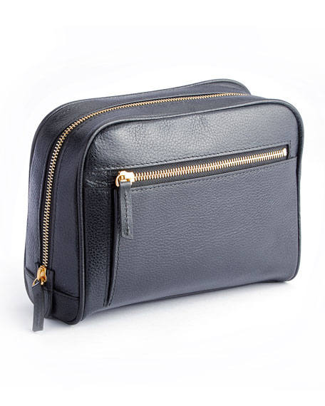 ROYCE New York Contemporary Toiletry Bag