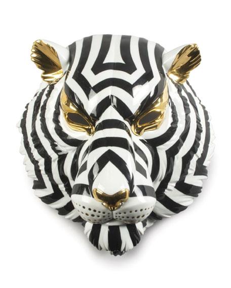 Lladro Tiger Mask