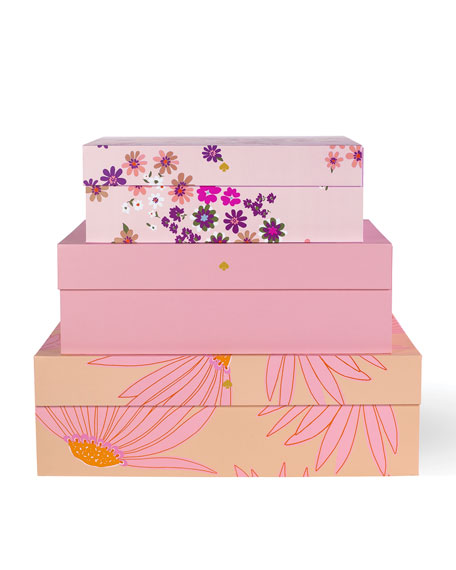 kate spade new york assorted nesting boxes