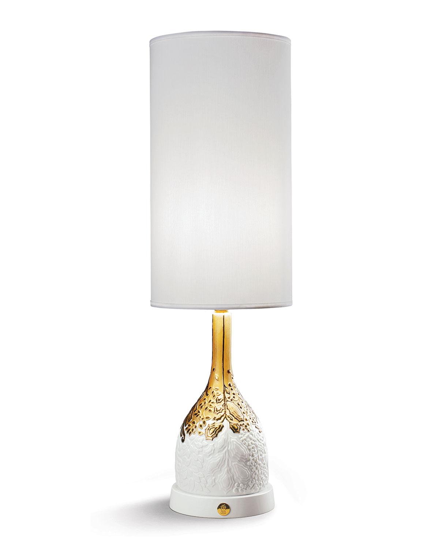 Lladrò Lighting & lamps NATUROFANTASTIC ORGANIC NATURE TABLE LAMP