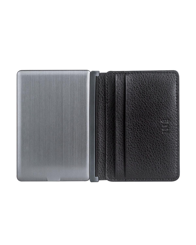 4-Slot Credit Card Wallet & Power Bank