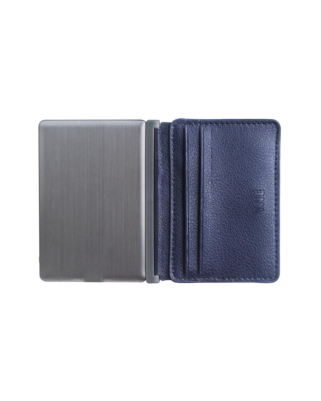 6-Slot Credit Card Wallet & Power Bank