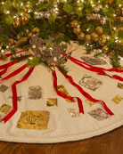 Jan Barboglio Arbol Milagroso Christmas Tree Skirt