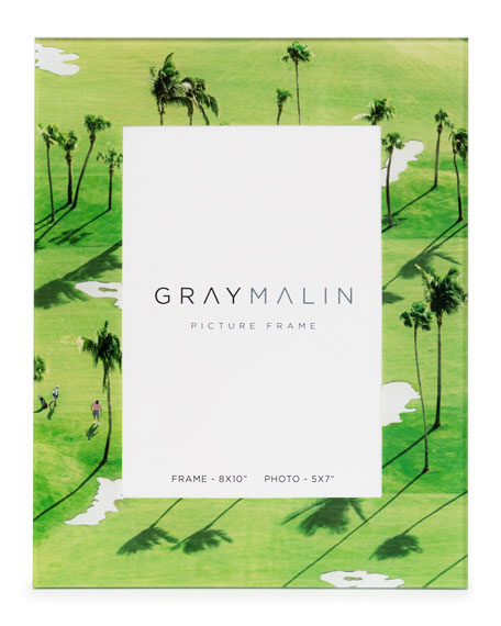 """Gray Malin The Golf Picture Frame - 5"""" x 7"""""""